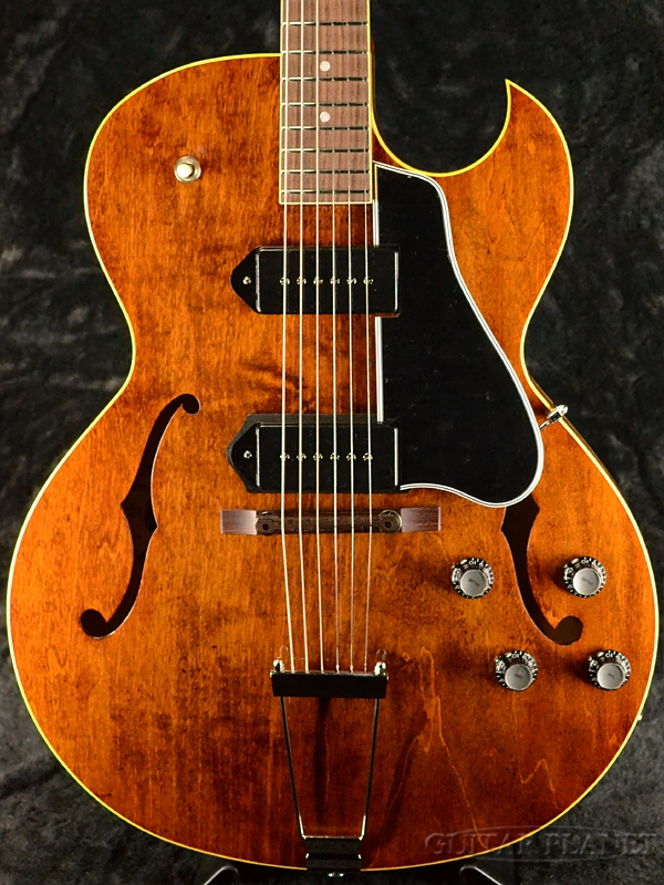 KING SNAKE Curtis -Dirty Walnut- 新品[キングスネーク][カーティス][ウォルナット,Brown,ブラウン,茶][セミアコ/フルアコ][Electric Guitar,エレキギター]
