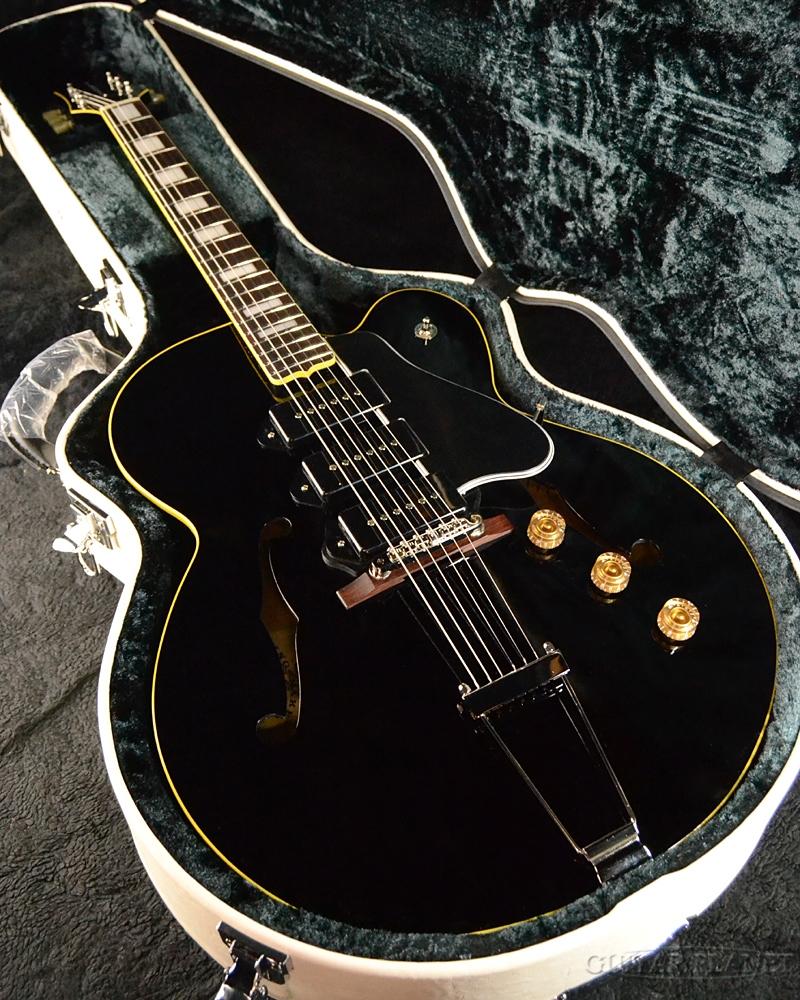 KING SNAKE Three Bone / Black ''New Color!!'' 新品[キングスネーク][スリーボーン][ブラック,黒][セミアコ/フルアコ][Electric Guitar,エレキギター]