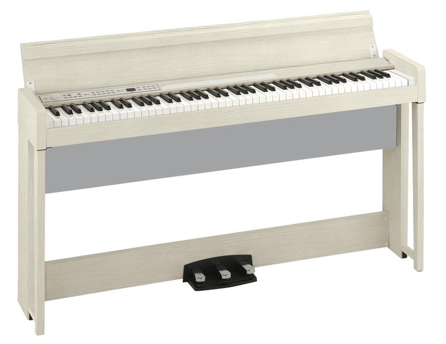 KORG C1 Air White Ash Digital Piano 新品 デジタルピアノ[コルグ][88鍵盤][ホワイトアッシュ,白][Keyboard,キーボード]