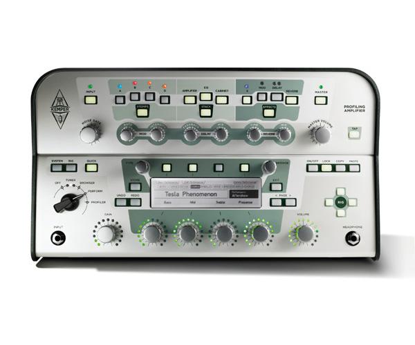 Kemper Profiling Amplifier White 新品 ギターアンプ[ケンパー][プロファイリングアンプ][真空管搭載][Guitar Amplifier]