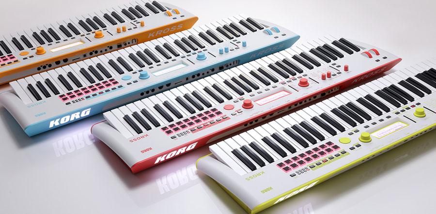 【純正ソフトケース付】KORG KROSS 2-61 Special Edition 新品 61鍵 ミュージック・ワークステーション[コルグ][KROSS][61keys][Synthesizer,シンセサイザー]