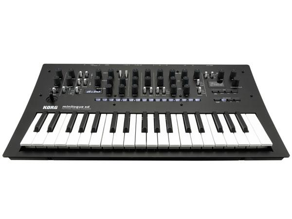 KORG minilogue xd 新品 ポリフォニックアナログシンセサイザー[コルグ][ミニローグ][37鍵盤][Polyphonic Analogue Synthesizer][Keyboard,キーボード]