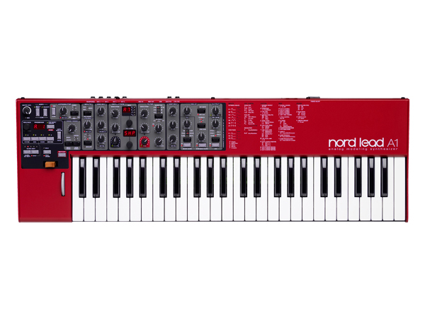 Clavia Nord Lead A1 49鍵盤 新品 アナログモデリングシンセサイザー[クラヴィア][ノードリード][Synthesizer][Keyboard,キーボード]