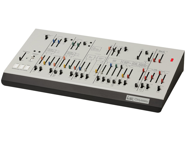 KORG ARP ODYSSEY Module Rev1 新品[コルグ][アープオデッセイ][White,ホワイト,白][Analog Synthesizer,アナログシンセサイザー]