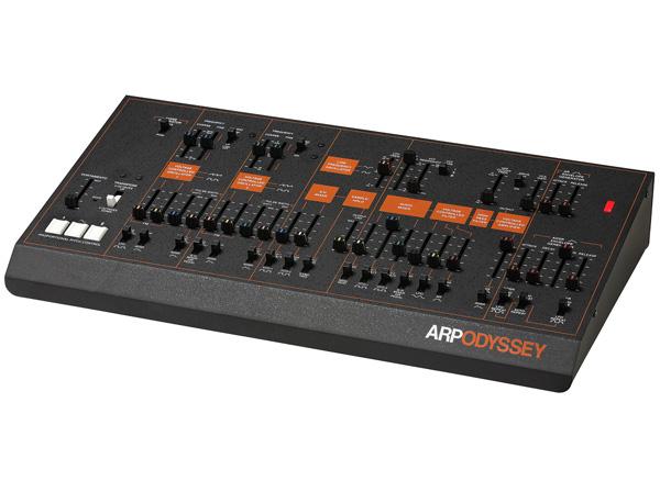 KORG ARP ODYSSEY Module Rev3 新品[コルグ][アープオデッセイ][Black,ブラック,黒][Analog Synthesizer,アナログシンセサイザー]
