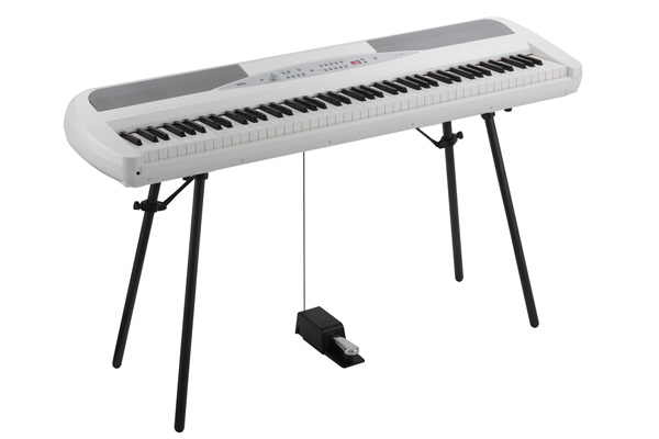 KORG SP-280 White 新品 ホワイト[コルグ][白][電子ピアノ,Electric Piano,エレピ][SP280]