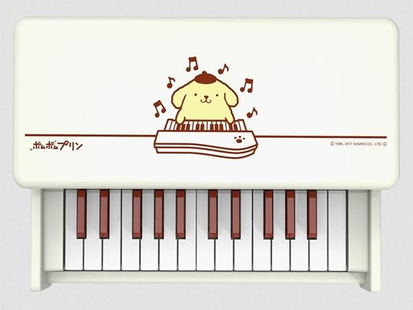 KORG tinyPIANO-SPN デジタルトイピアノ 新品 ホワイト[コルグ][Hello Kitty,ハローキティ][タイニーピアノ][Digital Toy Piano]