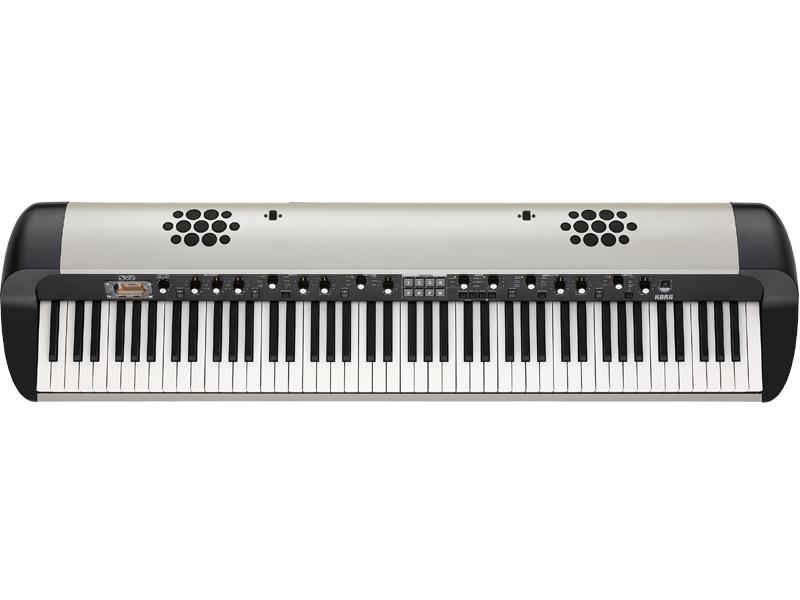 KORG SV-2-88S Stage Piano 新品 デジタルピアノ[コルグ][White,ホワイト][SV2][Keyboard,電子ピアノ,キーボード]