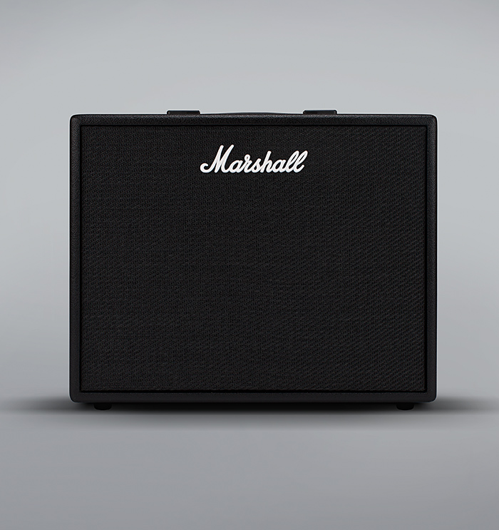 【50W】Marshall CODE50 新品 ギターコンボアンプ[マーシャル][コード50][Guitar Combo Amplifier]