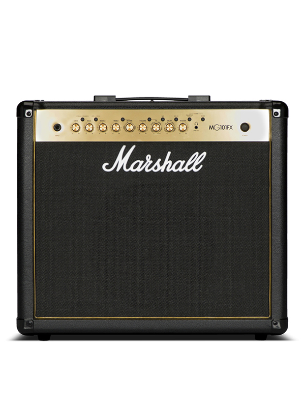 【100W】Marshall MG101FX 新品 ギターアンプ[マーシャル][コンボ,Guitar Combo Amplifier]