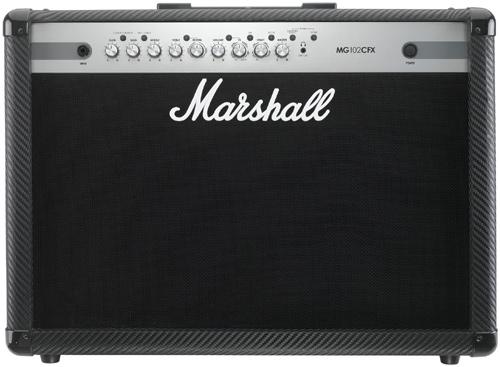 【おしゃれ】 【100W】Marshall MG102CFX 新品 ギターアンプ[マーシャル][コンボ,Guitar Combo Amplifier][MG-102CFX], f-shop 5758a0ef