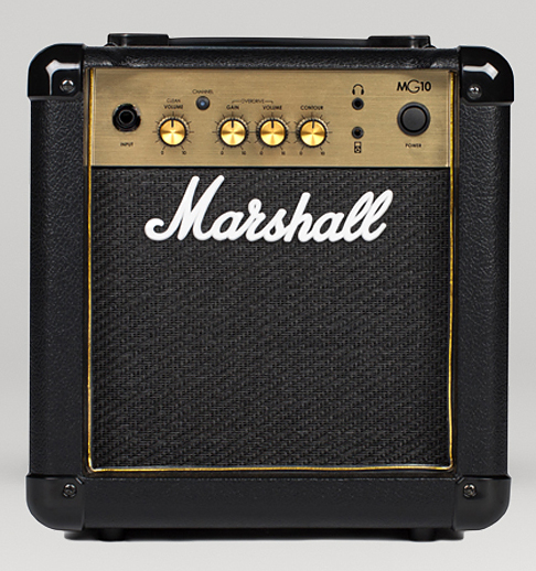 【10W】【正規品】Marshall MG10 新品 ギターアンプ[マーシャル][コンボアンプ,Guitar Combo Amplifier][MG-10]