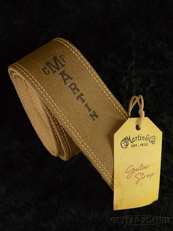 Martin Ball Glove Leather Strap #18A0027 Distressed レザーストラップ[マーチン][革][ギター/ベース用]