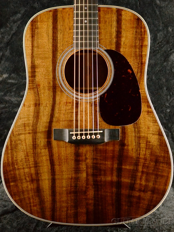 Martin ~Custom Shop~ D-28 K2 ~Hand Selected Flamed Koa~ 新品[マーチン][コア][Acoustic Guitar,アコースティックギター,Folk Guitar,フォークギター][D28]