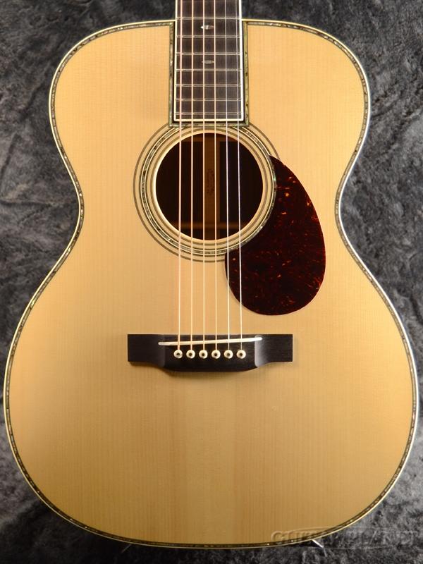 Martin ~Custom Shop~ CTM OM-45 Adirondack Spruce/Cocobolo #2221970 新品[マーチン][Natural,ナチュラル][Acoustic Guitar,アコースティックギター,Folk Guitar,フォークギター]
