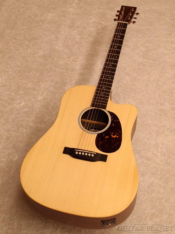Martin DCX1AE Macassar #2074361 新品[マーチン][マカッサル][ピックアップ搭載][Natural,ナチュラル][Electric Acoustic Guitar,アコースティックギター,エレアコ]