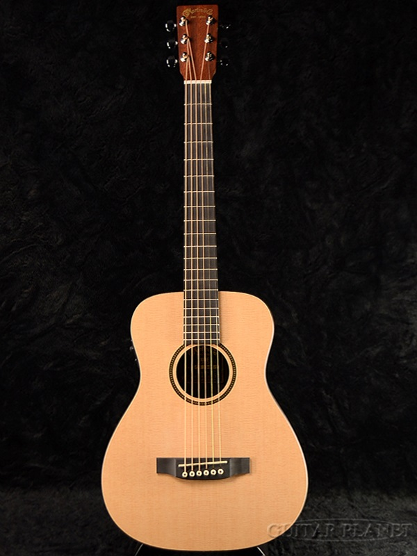 Martin LXME 新品 PU搭載 Little Martin[マーチン][Mini Guitar,ミニギター,Travel Guitar,トラベルギター][エレアコ,Acoustic Guitar,アコースティックギター]