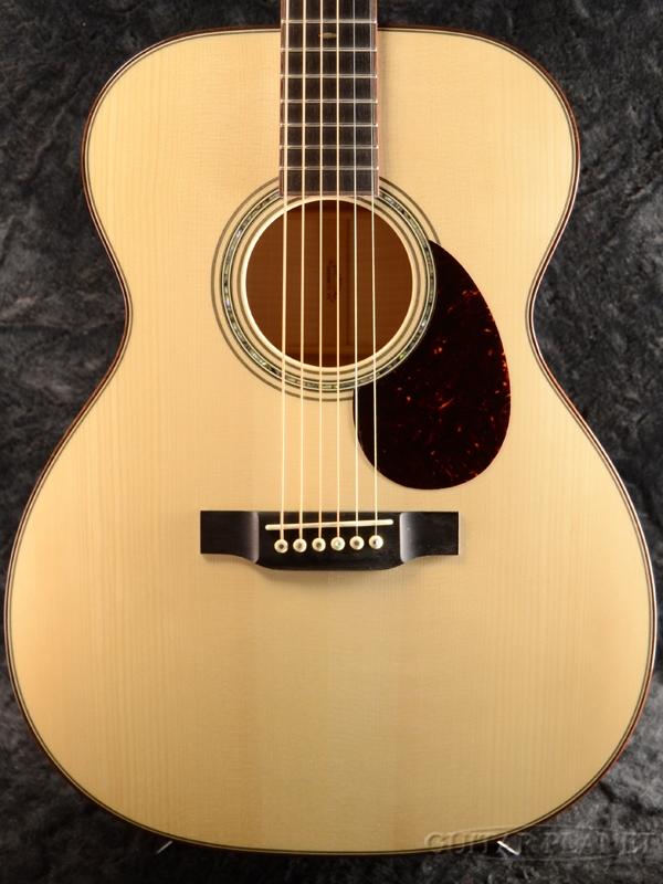 【現地選定品】Martin ~Custom Shop~ 000 Maple Adirondack Spruce/European Flame Maple #2200890[マーチン][Natural,ナチュラル][Acoustic Guitar,アコギ,アコースティックギター,アコギ,folk guitar,フォークギター]