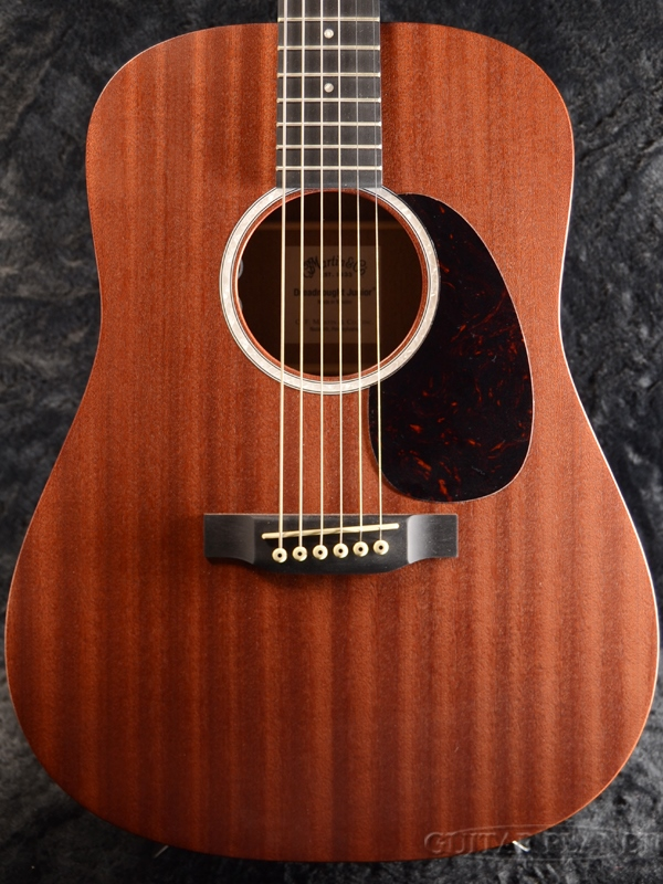 Martin Dreadnought Junior-10E-01 新品[マーチン,マーティン][ドレッドノートジュニア][Jr][オール単板][Natural,ナチュラル][Acoustic Guitar,アコースティックギター,アコギ,Folk Guitar,フォークギター,エレアコ]