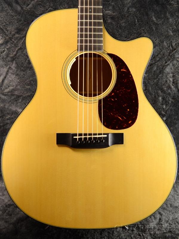 Martin GPC-18E w/L.R.Baggs Anthem #2195037 新品[マーチン][Natural,ナチュラル][Electric Acoustic Guitar,アコースティックギター,アコギ,エレアコ]