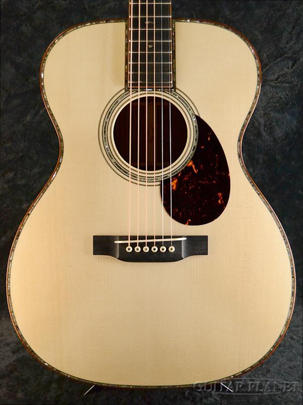 【現地選定品!!】Martin ~Custom Shop~CTM OM-45 Adirondack Spruce/Guatemalan Rosewood 新品[マーチン][カスタムショップ][OM45][Acoustic Guitar,アコースティックギター,アコギ,Folk Guitar,フォークギター]