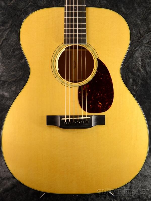 Martin OM-18E w/L.R.Baggs Anthem #2211787 新品[マーチン][Aging Toner][Electric Acoustic Guitar,アコースティックギター,アコギ,エレアコ]