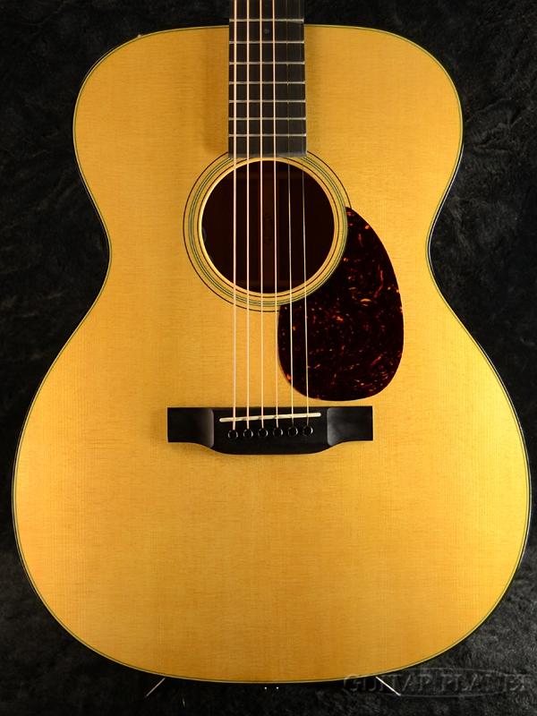 Martin OM-18E w/ Fishman Aura VT Enhance #2203400 新品[マーチン][エレアコ][アコギ,アコースティックギター,Acoustic Guitar,フォークギター,folk guitar]