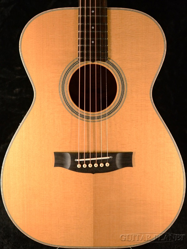 Maton Custom Shop 808 Thin Neck ~Torrefied Spruce/Brazillian Mahogany~ #1247 新品[メイトンカスタムショップ][ナチュラル,木目][Electric Acoustic Guitar,エレアコ,アコースティックギター]
