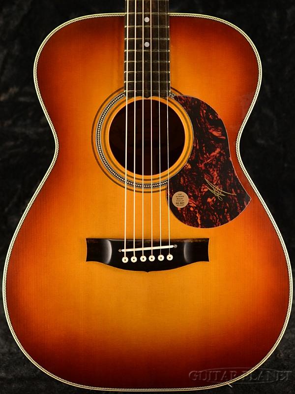 Maton EBG808 Nashville 新品[メイトン][ナッシュビル][Sunburst,サンバースト][EBG-808][Acoustic Guitar,アコースティックギター,アコギ,Folk Guitar,フォークギター]