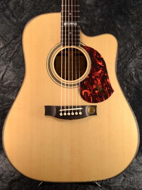 Maton EM100C-Messiah 新品[メイトン][Natural,ナチュラル][Electric Acoustic Guitar,アコースティックギター,アコギ,エレアコ]