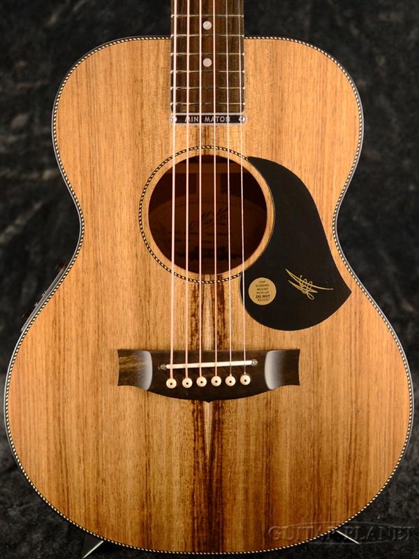 Maton EMBW6 新品[メイトン][オールブラックウッドシリーズ][Mini,ミニメイトン][Electric Acoustic Guitar,アコースティックギター,アコギ,エレアコ]