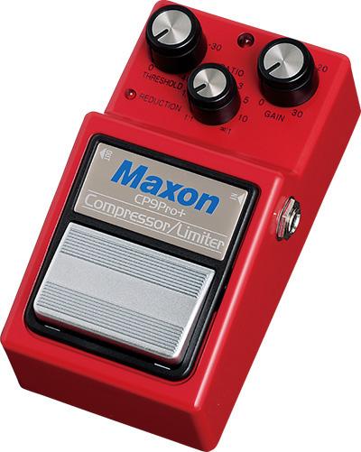 Maxon CP9Pro+ Compressor/Limiter 新品[マクソン][コンプレッサー,リミッター][CP-9Pro+]_cde