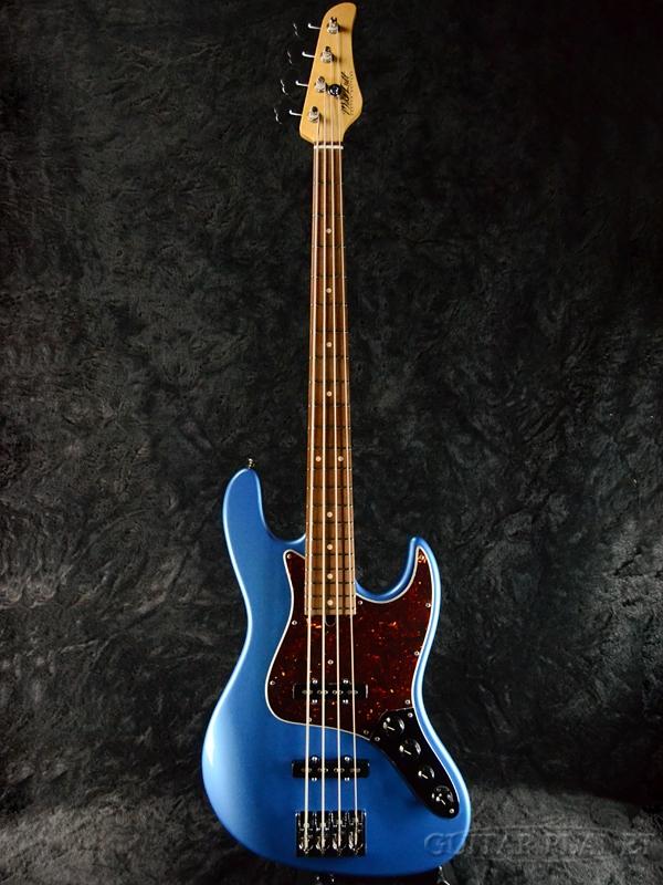 Mike Lull M4V -Lake Placid Blue- 新品[マイクルル][レイクプラシッドブルー,青][Jazz Bass,JB,ジャズベースタイプ][Electric Bass,エレキベース]
