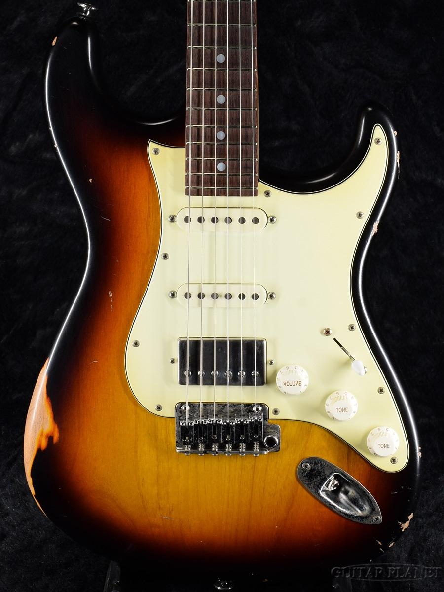 世界の 【限定1本製作】momose MC-MV/NJ-SP 20R 3TS Relic 新品[モモセ,百瀬][国産][sunburst,サンバースト][Stratocaster,ストラトキャスタータイプ][Electric Guitar,エレキギター], ベビー用品のBebe chambre a3b455ac