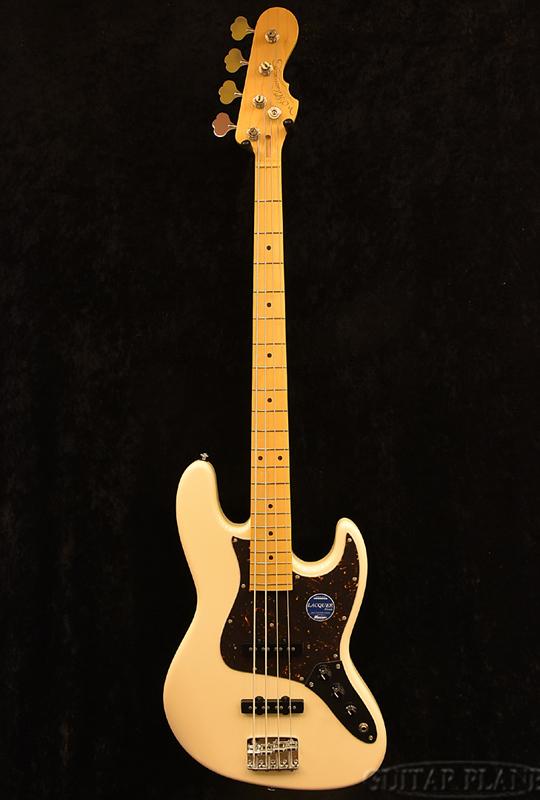 Momose MJ1-STD/M -Olympic White- 新品[モモセ,百瀬][国産][オリンピックホワイト,白][Jazz Bass,JB,ジャズベースタイプ][Electric Bass,エレキベース]【used_ベース】