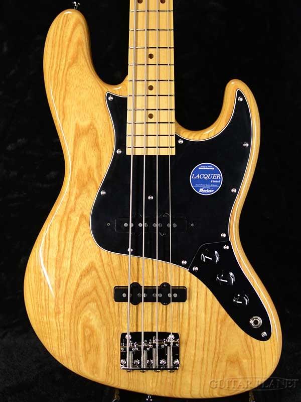 ウイスキー専門店 蔵人クロード Momose MJ2-STD/M -Natural- 新品[モモセ,百瀬][国産][ナチュラル,木目][Jazz Bass,JB,ジャズベースタイプ][Electric Bass,エレキベース], 三線 ちゅら咲 bcf6d3d7