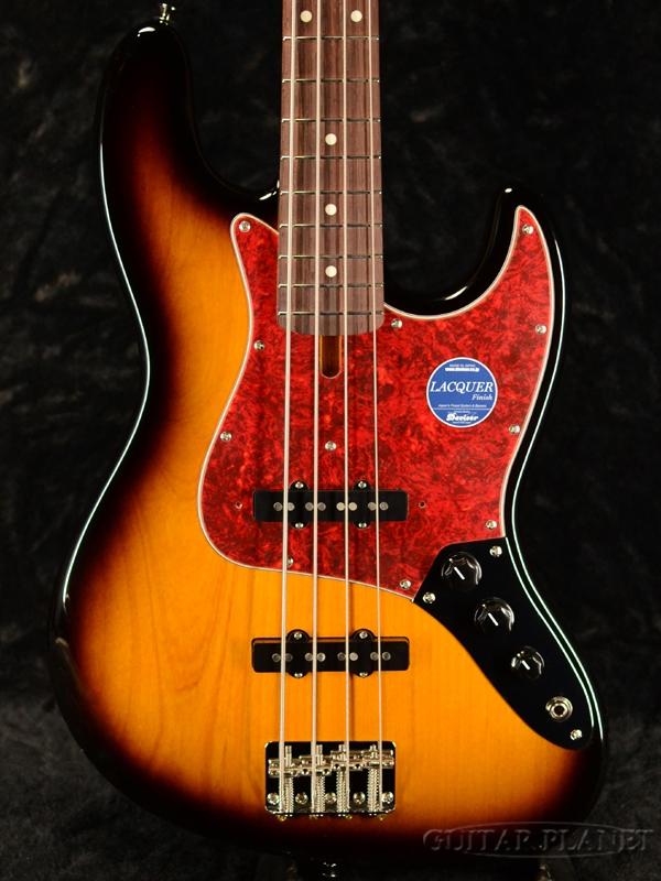 【限定オーダースペック】momose MJB1-STD/NJ-GP -2 Tone Sun Burst- 新品[モモセ,百瀬][国産][サンバースト][Jazz Bass,ジャズベース][Electric Bass,エレキベース]