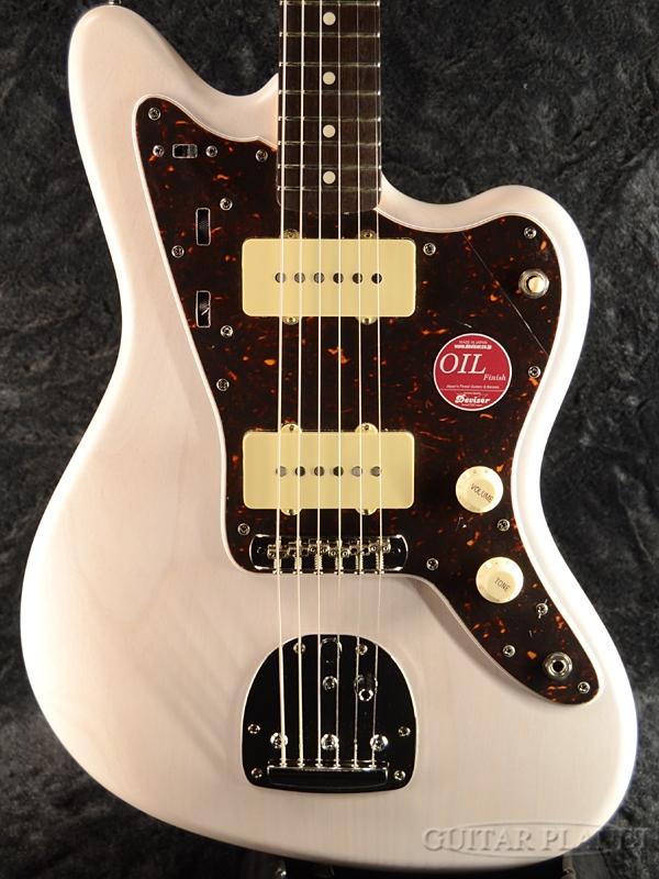 【当店カスタムオーダー品!】Momose MJM1-STD/NJ-GP WH-Oil 新品[モモセ,百瀬][国産][White,ホワイトオイル,白][Jazzmaster,ジャズマスター][Electric Guitar,エレキギター]