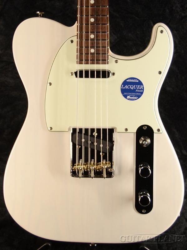 Momose MT2-STD/NJ WBD 新品[モモセ,百瀬][国産][White,ホワイト,白][Ash,アッシュ][Telecaster,テレキャスタータイプ][Electric Guitar,エレキギター]