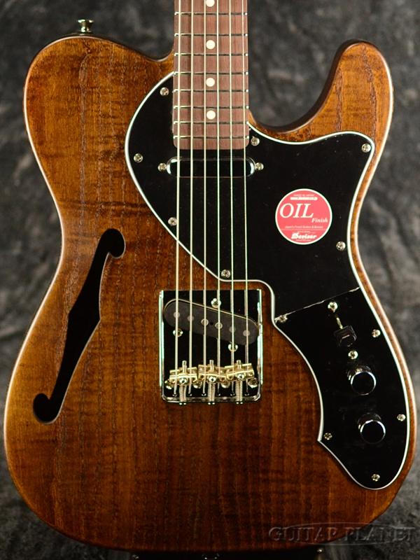 Momose MTH2-STD/NJ-GP BR-OIL 新品[モモセ,百瀬][国産][Brown,ブラウン,茶][Telecaster,テレキャスタータイプ,Thinline,シンライン][Electric Guitar,エレキギター]