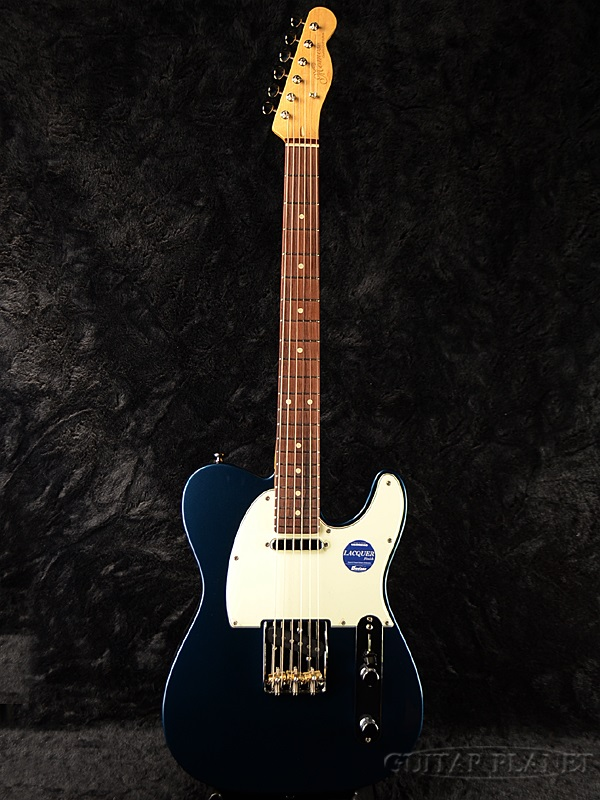 Momose MTL1-STD/NJ DLPB 新品[モモセ,百瀬][国産][エレキギター,Electric Guitar][Telecaster,テレキャスタータイプ][Lake Placid Blue,ブルー,青]