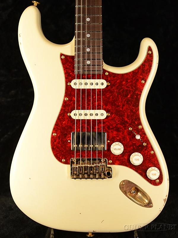 Momose MC-MV/NJ-SP 20R WH Relic 新品[モモセ,百瀬][国産][レリック][限定1本,リミテッド,Limmted][ナチュラル][Stratocaster,ストラトキャスタータイプ][Electric Guitar,エレキギター]