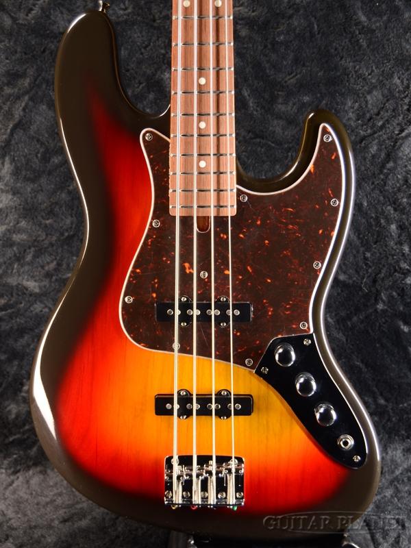 Moon JB-4 Classic -3 Tone Sunburst- 新品[ムーン][国産][サンバースト][Jazz Bass,JB,ジャズベースタイプ][Electric Bass,エレキベース]