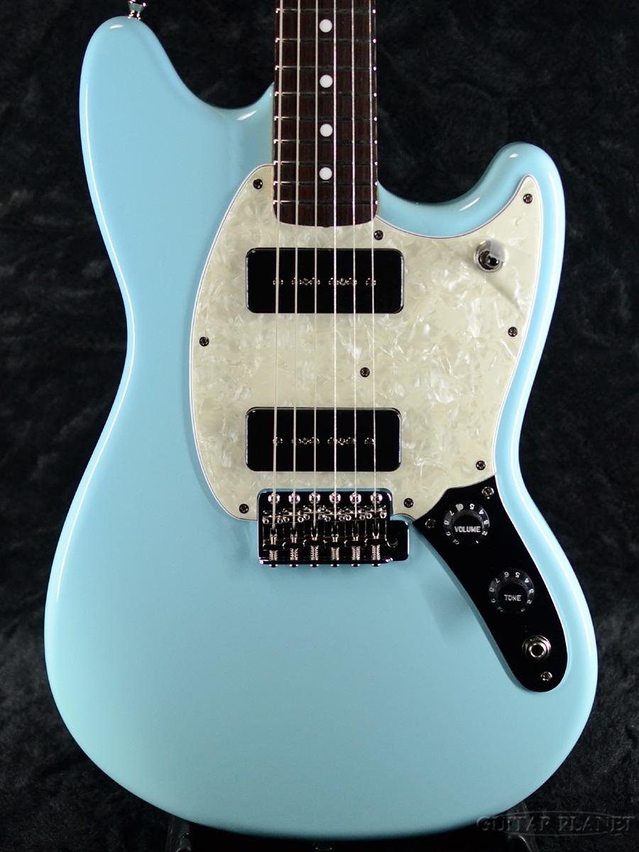 玄関先迄納品 【限定生産モデル】Moon MT-Limited SOB/R SOB MT-Limited/R 新品[ムーン][国産][Mustang,ムスタング][Blue,ブルー,青][Electric Guitar,エレキギター], RICK STORE:2b472d1b --- kalpanafoundation.in