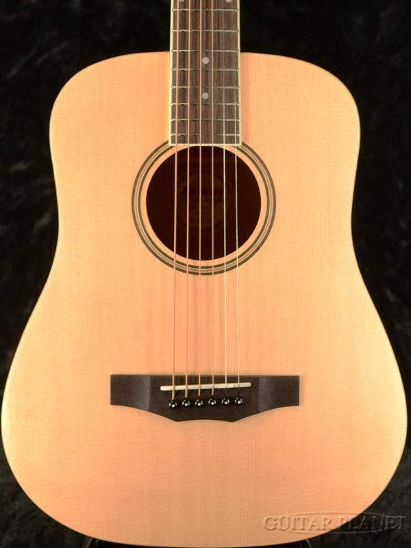 Morris LA-021 ナチュラル -Performers edition- 新品[モーリス][Natural,木目][Acoustic Guitar,アコースティックギター,Folk Guitar,フォークギター,アコギ,ミニギター,トラベルギター][AL021]