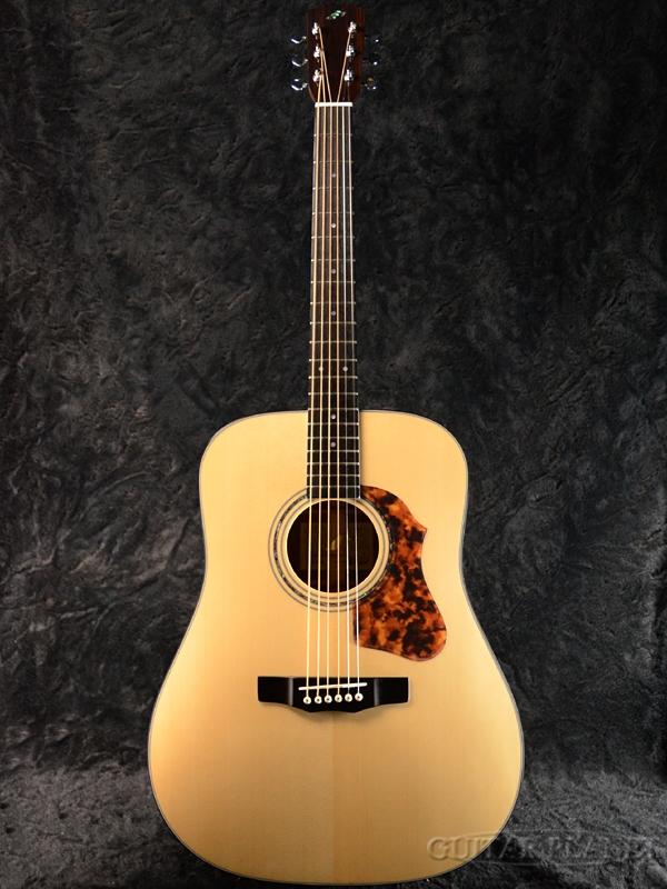 Morris Hand Made Premium Series M-80 II 新品[モーリス][国産][Natural,ナチュラル][Acoustic Guitar,アコースティックギター,Folk Guitar,フォークギター,アコギ]