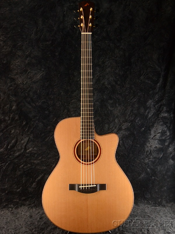 Morris HAND MADE PREMIUM S-92III 新品 ナチュラル[モーリス][国産][Sシリーズ][Natural,木目] [Acoustic Guitar,アコースティックギター,Folk Guitar,フォークギター,アコギ]