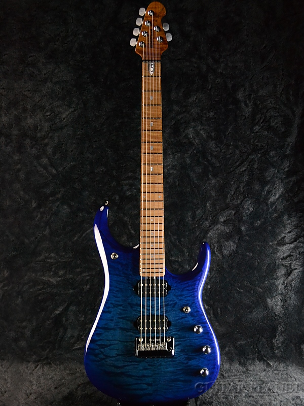 MusicMan JP15 BFR 6st -Blue Berry Burst- [ミュージックマン][John Petrucci,ジョン・ペトルーシ][ブルーベリーバースト,青][Electric Guitar,エレキギター]