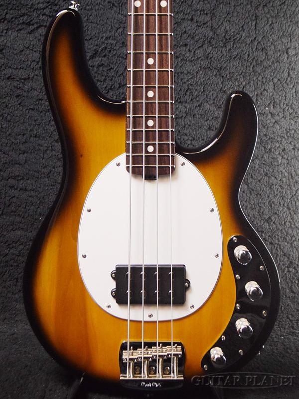 【18Vプリアンプ】MUSIC MAN StingRay Special -Vintage Tabacco / Rosewood- 新品[ミュージックマン][スティングレイ][スペシャル][サンバースト][Electric Bass,エレキベース]