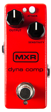 MXR M291 Dyna Comp Mini Compressor 新品 コンプレッサー[ダイナコンプミニ][Compressor][Effector,エフェクター]